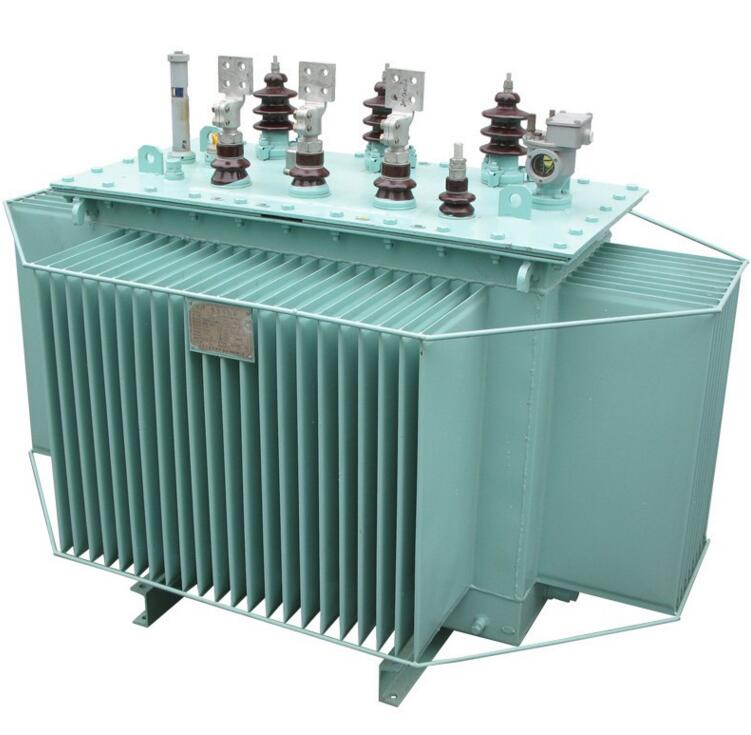 S9 Series Of Low Loss Non Excitation Voltage Regulation Power Transformer