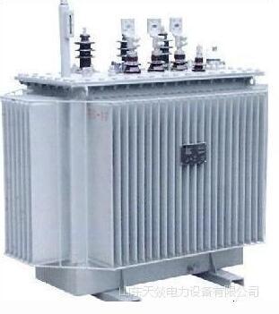 S11 type 10kV no excitation voltage distribution transformers