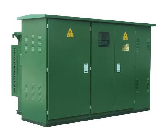 ZGS type modular box-type transformer substation American type