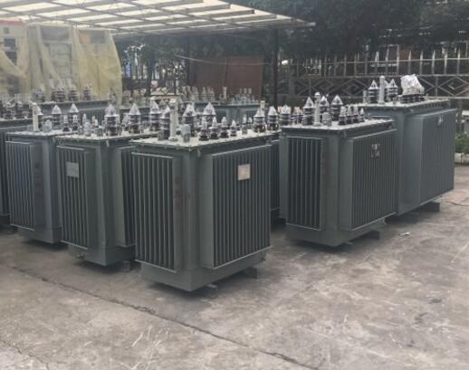 s9 s11 s13 series11 KV 12KV three phase oil immersed/oil type power distribution transformer