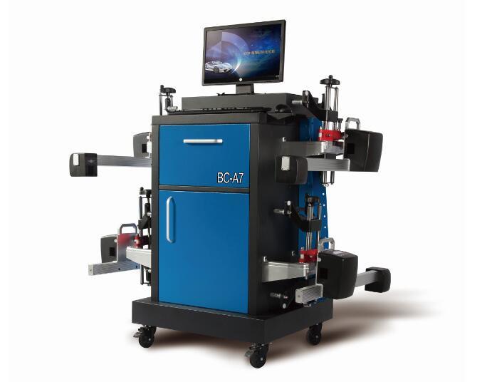 Electronic 3D Four Wheel Aligner