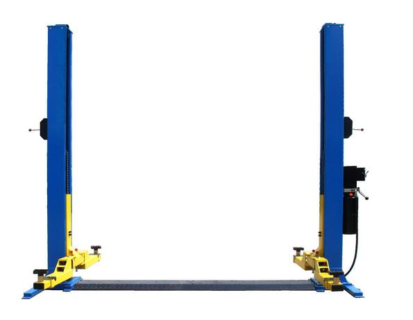 Double Cylinder Hydraulic Two Post Car Lift