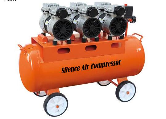 Oil Free Oilless Silence Air Compressor