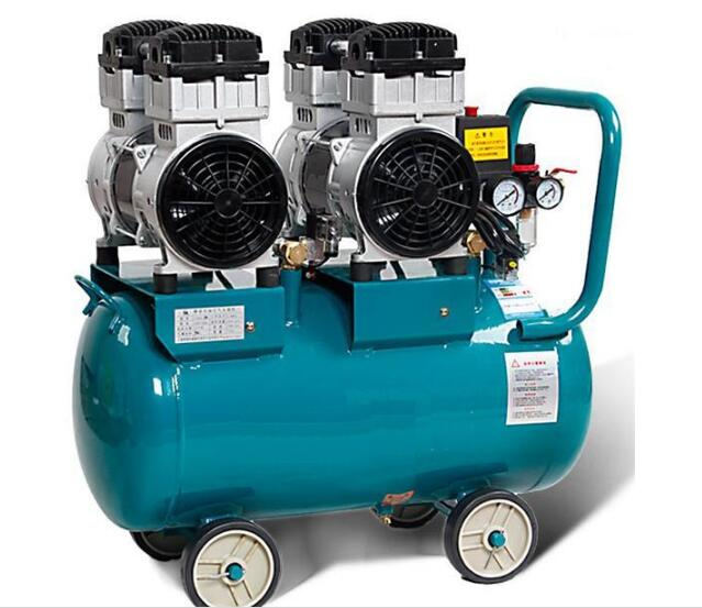 Low Noise High Discharge Air Compressor