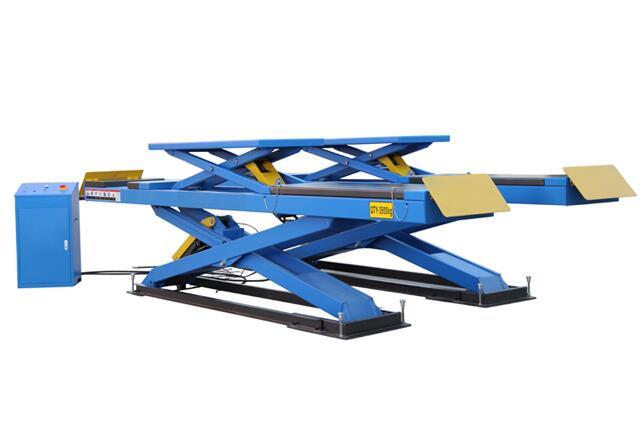 HL-2240 Series 220V/380V CE Certification Alignment Scissor lift