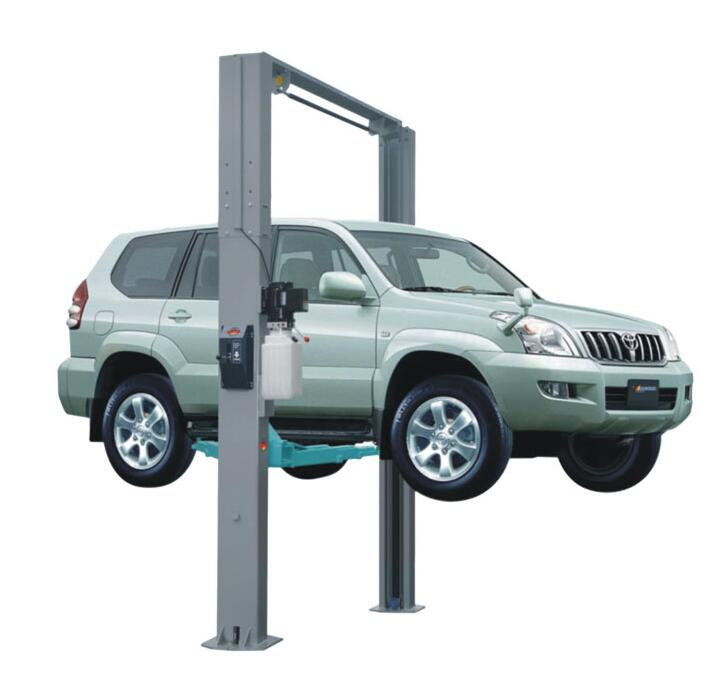 HL-2140 Series 220V/380V ISO9001 Clear Floor Two post lift table
