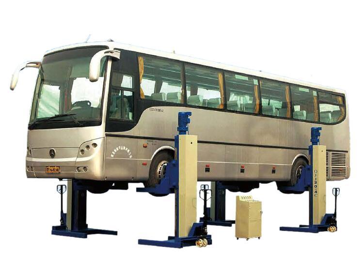 QJJ20/30-4C Series 220V/380V ISO9001 Four Post Lift Table