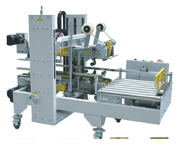 Automatic carton corner sealing machine with perfect processed details