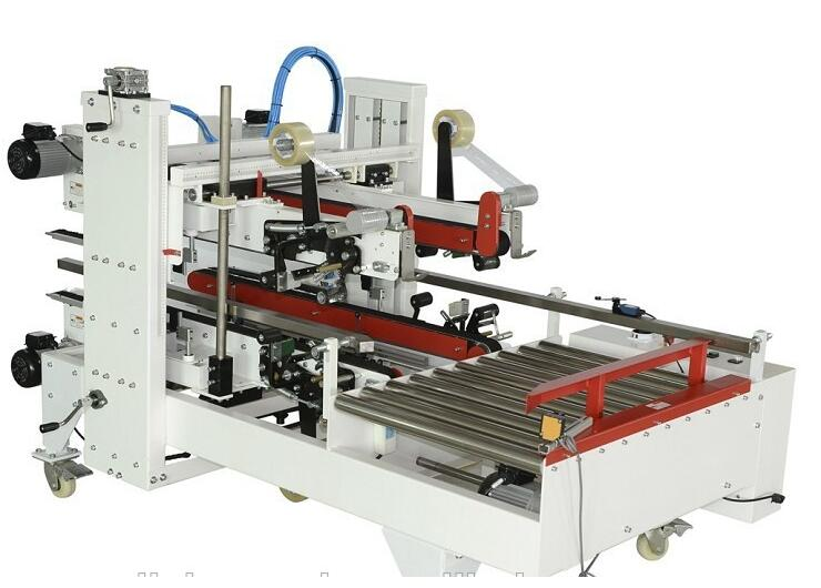 110V/220V Carbon steel Automatic carton corner sealing machine