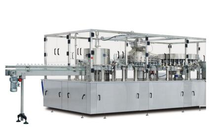 CE Certification Drink juice 3 in 1 filling machine for 250 ml to 2000ml