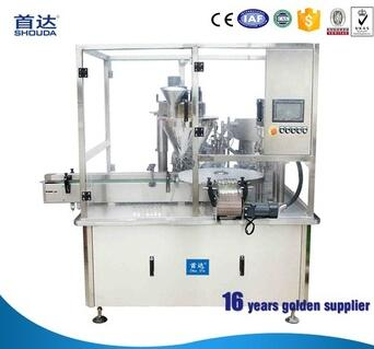 Professional Manufacturer Automatic Powder Filling line with best price