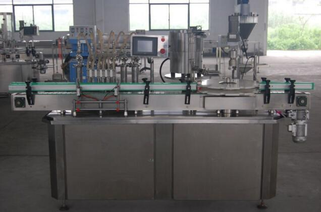 SD-YGJ Series 2017 High speed vinegar filling and capping machine