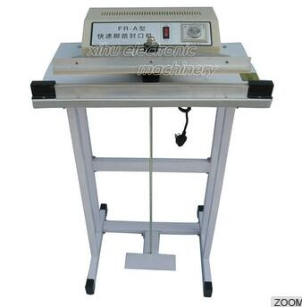 FRA-300/400/500/600 Series Semi-Automatic foot impulse sealer
