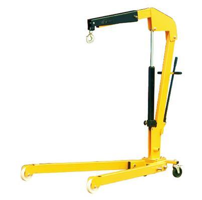 350-2000kg Heavy Duty Type Hydraulic Folding Workshop Crane
