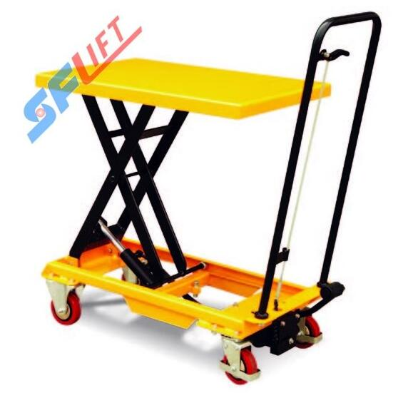 High Quality SFLIFT Hydraulic Scissor Lift Table with CE Certification