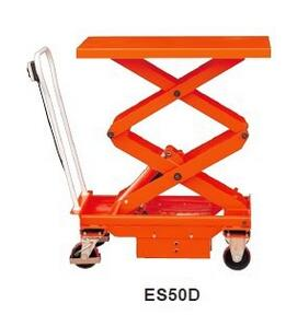 ES50D Series Electric Hydraulic Lift Table with Capacity 300-1000KG