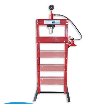 20 ton shop bending and straightening hand tools press with CE