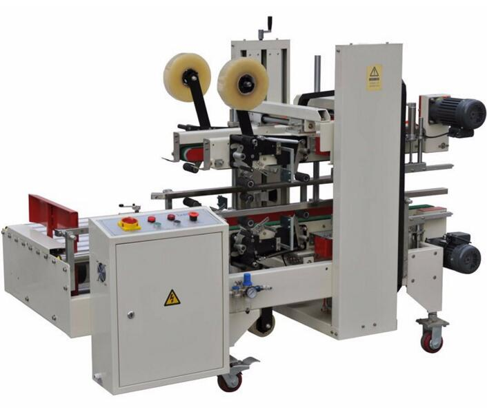 CCS-5050 Series Automatic Carton box four Cantor Sealer Machine