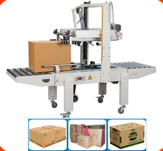 220V semi automatic carton box sealing machine quality guranteed