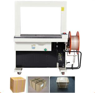 DBA200 automatic hot sealing strapping machine for carton box