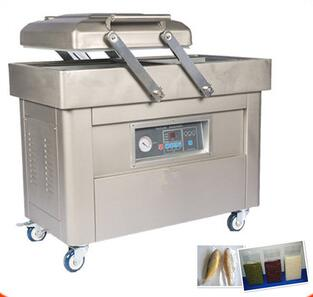DZ-400 good price for vacuum packing machine double or single room