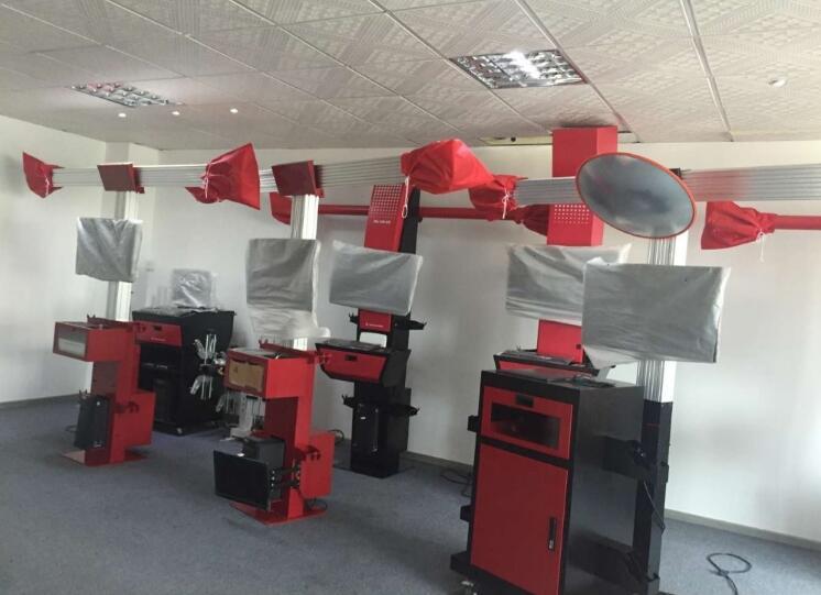 New Hhot Sselling 3d Wheel Aligner Equipment
