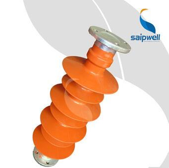 Saip/Saipwell hot sale 35KV 8kn polymer post type insulator