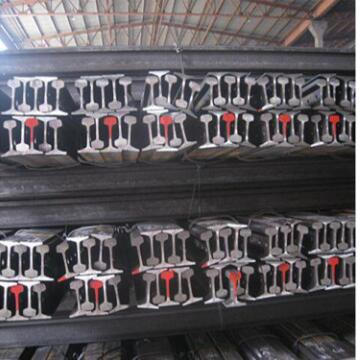 High grade hot-rolled carbon steel rail