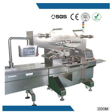 220/380V full automatic flow wrapping machine of product's slugs