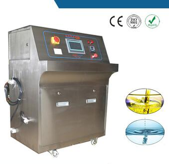 China made simple operation compatible water and oil filling machine
