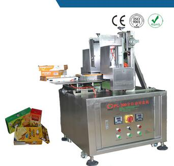 H200 Semi-Automatic Carton Forming and Bottoming machine