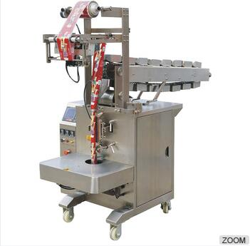 Pillow Packing Machine For Lays Chips with Overseas After-sales Service