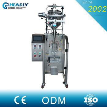 Superior Quality Piston Type Honey Pouch Bag Filling Machine