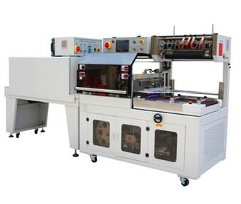 GH-3015L Series 3kw Top & Side bottom Carton Sealer Machine