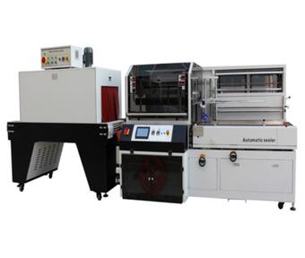 GH-600LV Series 380/220V Carton Sealer & Strapping Machine