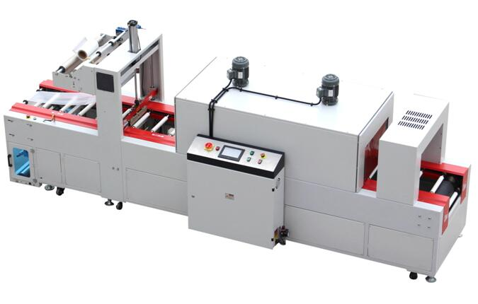 GH-6030AC Fully-Auto Round Sleeve Sealer Shrink Packing Machine