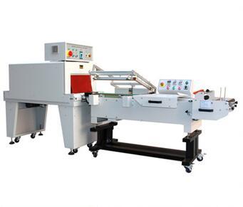 Milk Carton Fully-auto L type Sealer Shrink Wrapping Machine