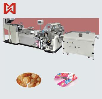 JTBZJ-169 Series Hot sale chocolate flow wrapping machine