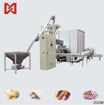 Best selling professional chocolatecereal bar packaging machine