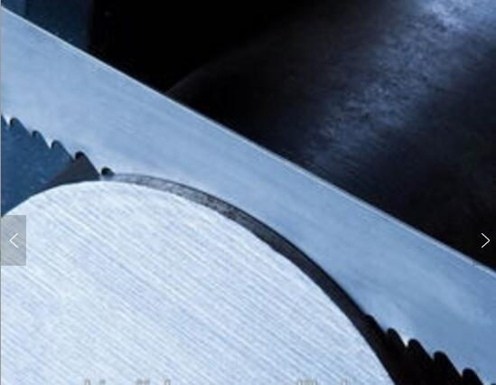 Low Noise Band Saw Blade With Qual Tooth