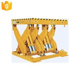 ISO9001 Good Quality 12M vertical platform scissor lift