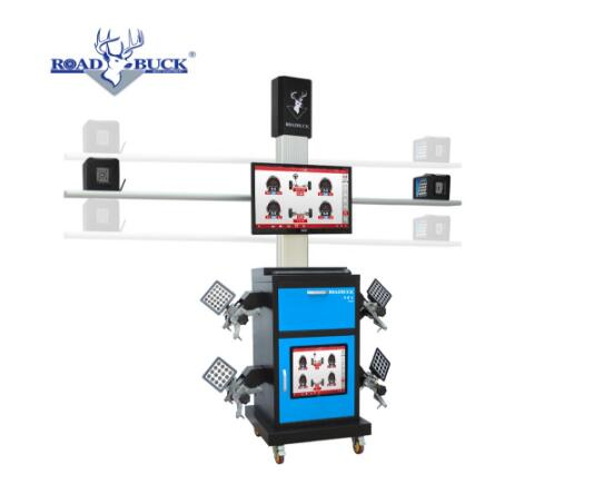 Sturdy And Durable 3D 4 Wheel Alignment