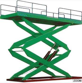 NUCLEON SJG Series Fixed hydraulic scissor lifting platform