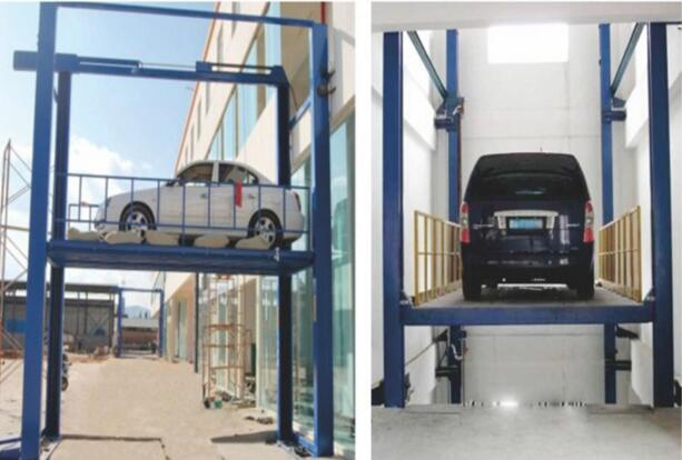 Nucleon Chinese High Quality Cheap Price Car Lift Tables