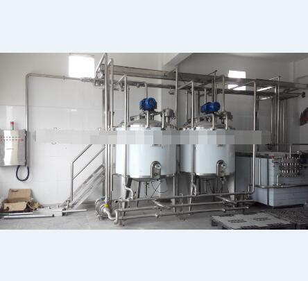 Mini dairy plant project