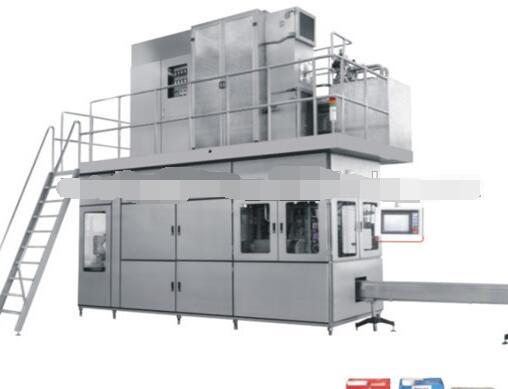 UHT milk production machinery