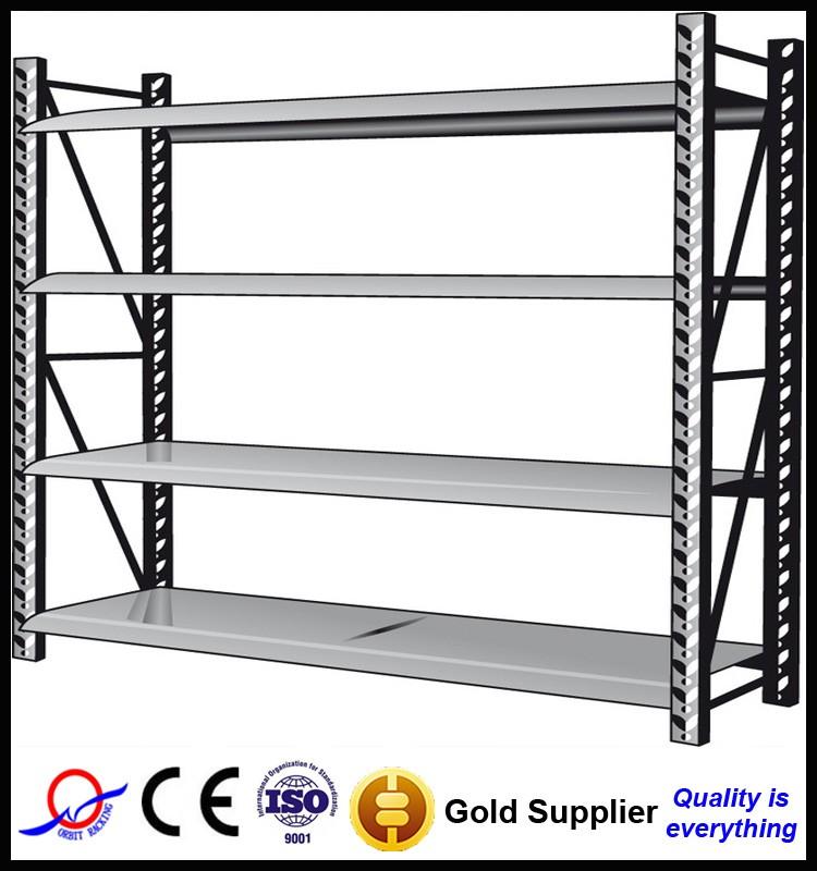 Logistics Warehouse Shelf System Equipment Medium Duty