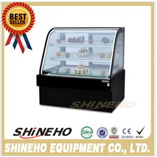 W417 Wholesale Price Ice Cream Display Refrierator With CE