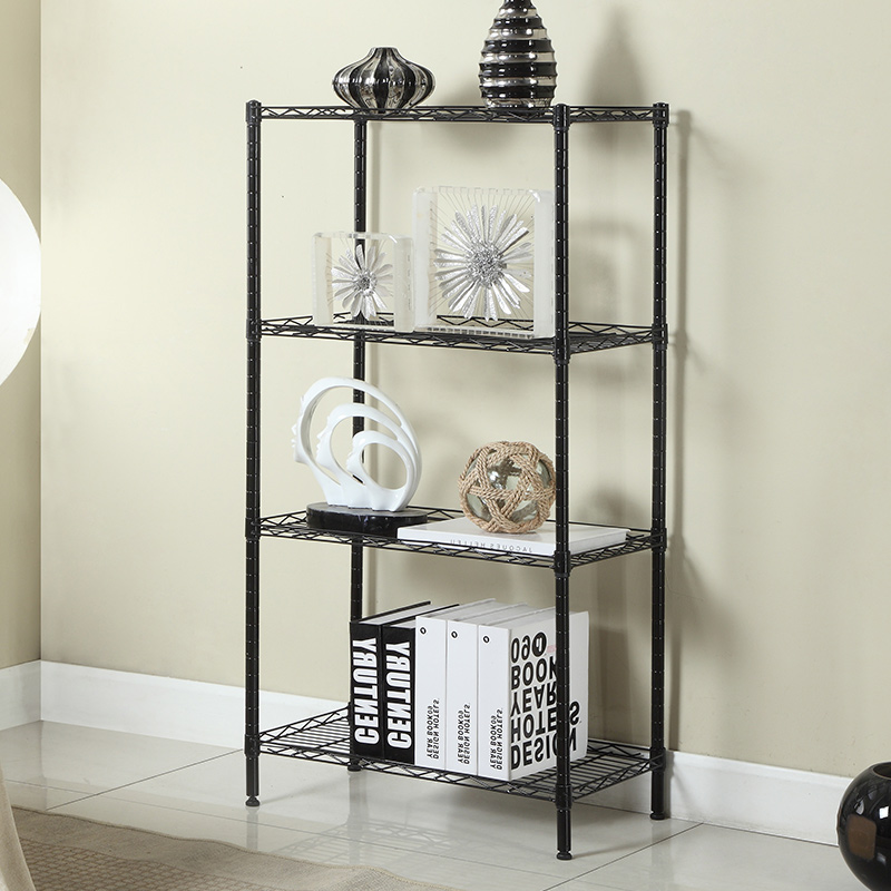 XM_231Heavy duty display wire metal shelving for storage and shopping