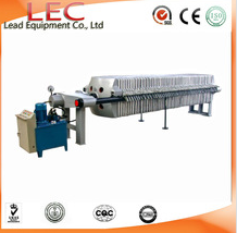 PLC hydraulic oil hydraulic filter press machine